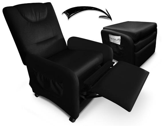 fauteuil relax pliable Intense Déco